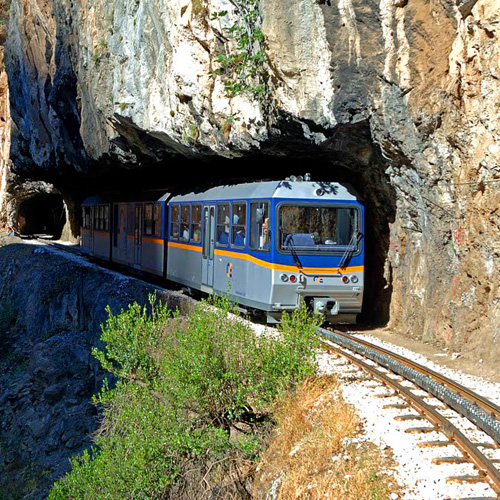 Kalavrita Train